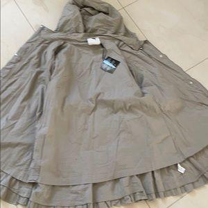 Brand New Cotton dress coat